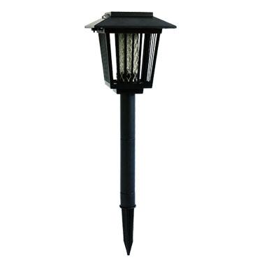 Saulės uodų žudikių lempa