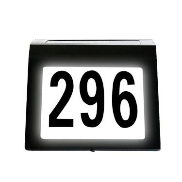 Saulės rūmų numerio šviestuvas