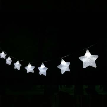 Saulės žvaigždės styginių šviesa